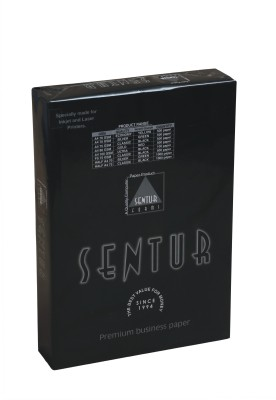 Sentur Business Paper Classic Unruled A4 Printer Paper