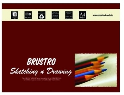 Brustro Artist A4 Drawing Paper