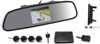 Koizer VPS01 rvm With Camera, Sensors, And Buzzer (Clip-On) Parking Sensor