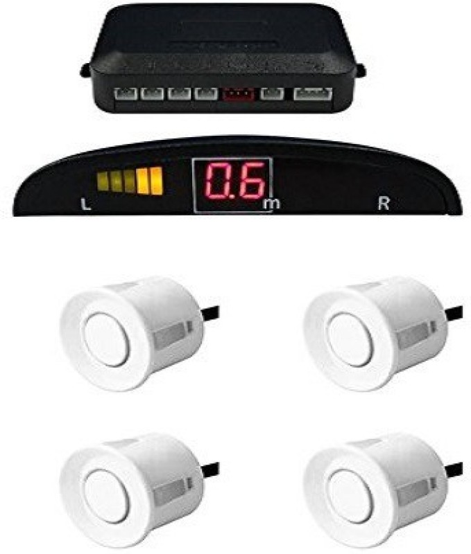 Classicaccess.com cacps004 Talking White Parking Sensor(Ultrasonic Systems)