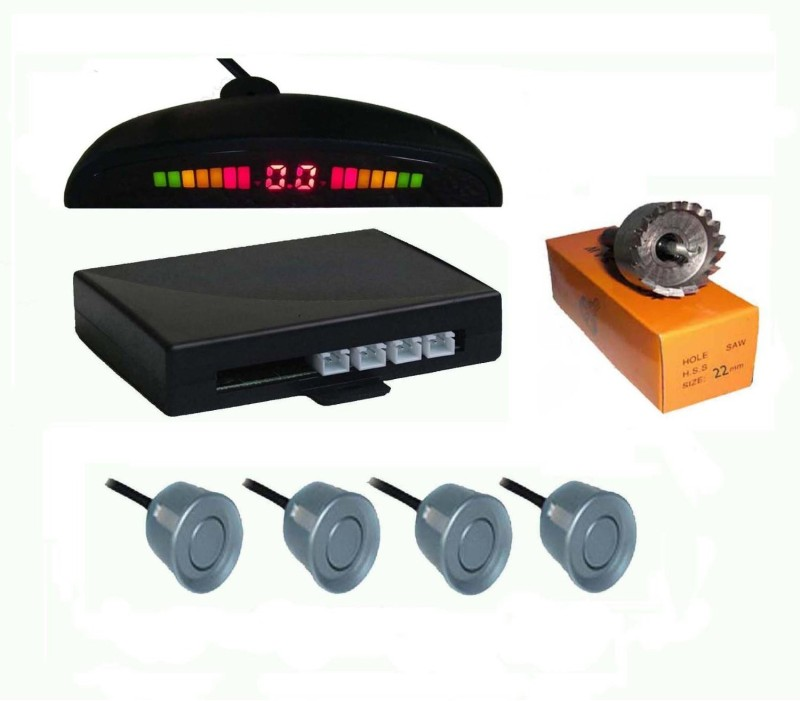 Classicaccess.com cacps003 Talking Silver Parking Sensor(Ultrasonic Systems)
