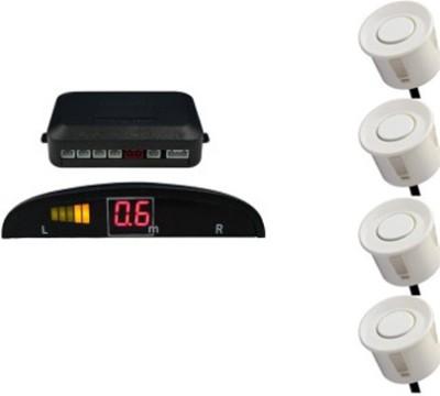 CarMobCentral W1 Reverse Car White Parking Sensor