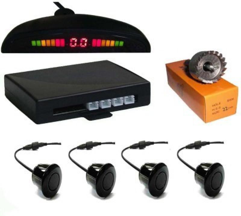 Classicaccess.com CAPS0012 Black Parking Sensor(Electromagnetic Systems)