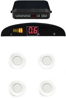 KDP Trader Premium White 123 Hyundai Elentra Parking Sensor