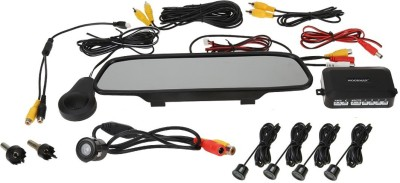 Woodman WMCPS01 Car Rear Parking System Parking Sensor(Ultrasonic Systems)
