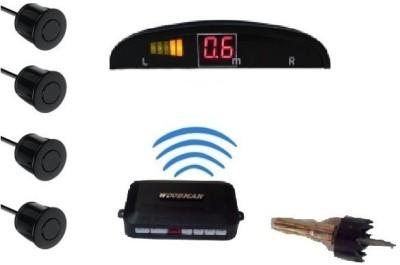 Woodman 8321 Reverse LED Display Black Premium Quality Sensor Parking Sensor