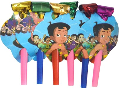 Priyals WhstlBhmThm001 Party Blowouts(Pack of 6)