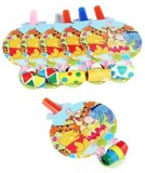 Funcart Winnie The Pooh Party Blowouts (...