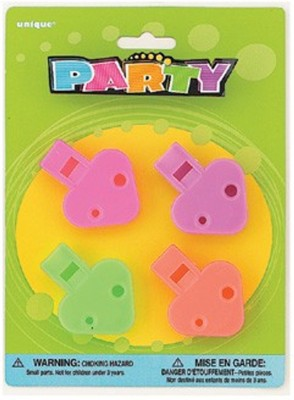 MyBirthdaySupplies 8880 Party Blowouts(Pack of 4)