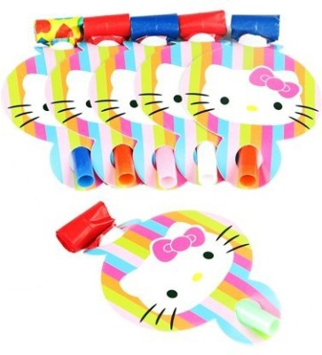 Funcart Hello Kitty Party Blowouts