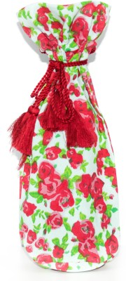 Barkat Pink Floral Pouch Printed Party Bag