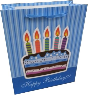 Shop A Party Birthday Cake Printed Party Bag
