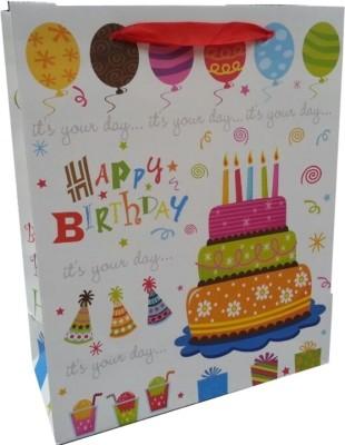 Shop A Party Happy Birthday Design 2 Printed Party Bag