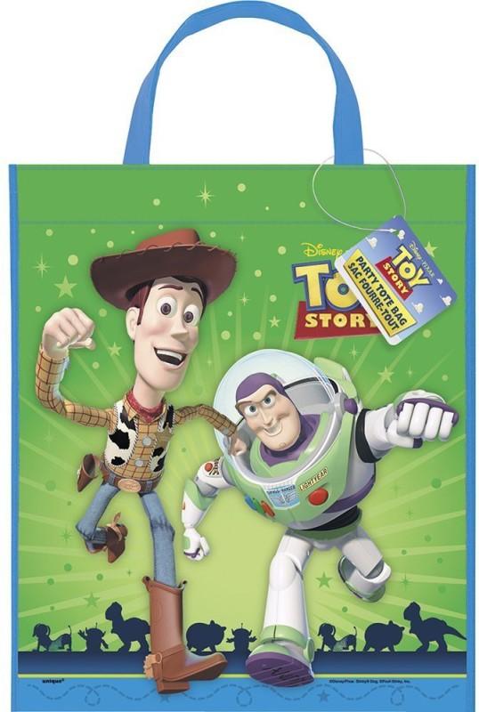 Disney Printed Party Bag(Green, Pack of 1)