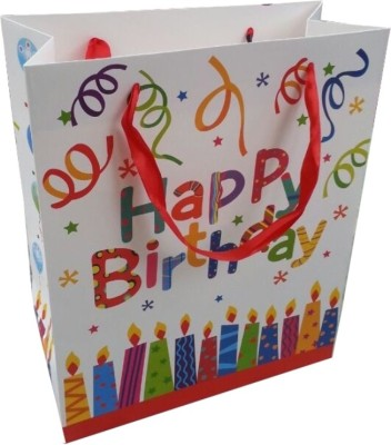 Shop A Party Birthday Candles Printed Party Bag