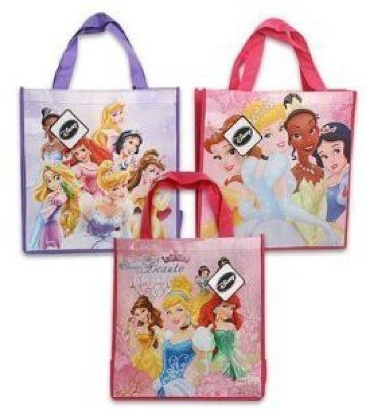 Disney Printed Party Bag(Multicolor, Pack of 3)