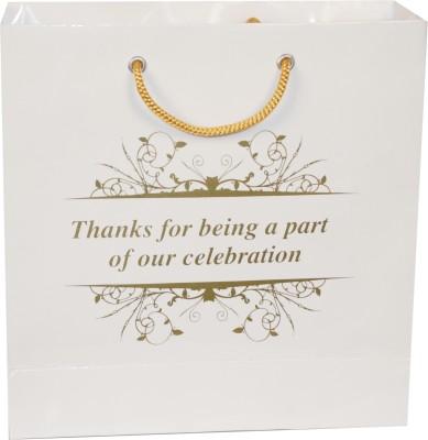 Arrow Paper Bags Printed Party Bag
