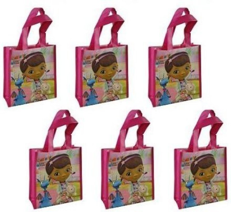 Disney Printed Party Bag(Multicolor, Pack of 6)