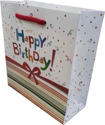 Shop A Party Happy Birthday Design 4 Printed Party Bag