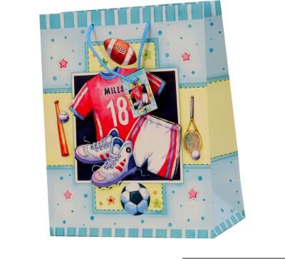 Treasure Trunk Sports Kit Design Gift Printed Party Bag