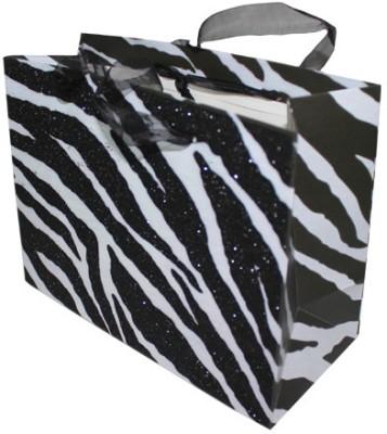 Enwraps Zebra Small Paper Printed Party Bag