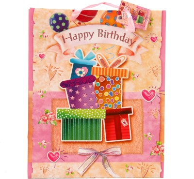 Treasure Trunk Gift Design Gift Printed Party Bag