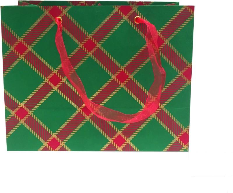 Gayatri Creations Printed Party Bag(Multicolor, Pack of 6)