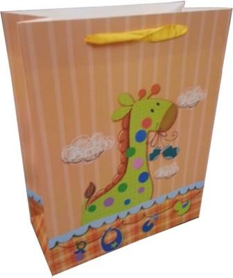 Shop A Party Baby Giraffe Printed Party Bag
