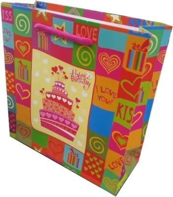 Shop A Party Happy Birthday Design 3 Printed Party Bag