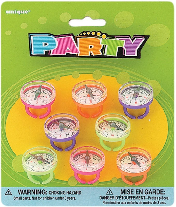 Unique 2052  Party Glow Ornament(Pack of 8)