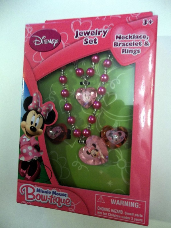 Disney 14152  Party Glow Ornament(Pack of 2)