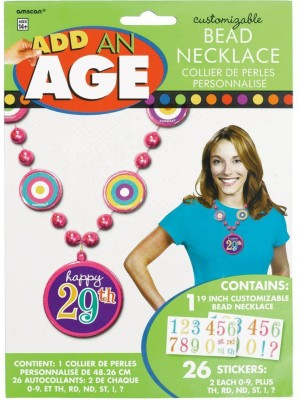 Amscan 258764  Party Glow Ornament(Pack of 1)