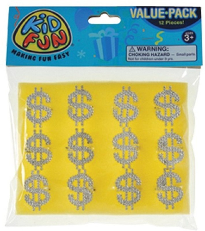 US Toy USTJA719  Party Glow Ornament(Pack of 12)
