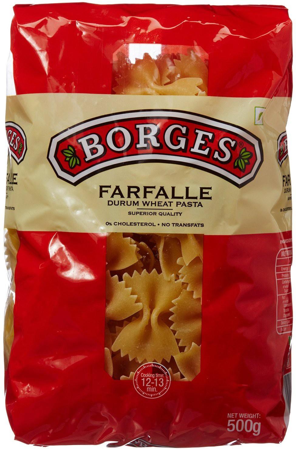 Borges Farfalle Pasta