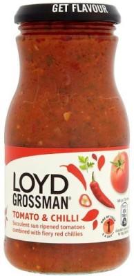 Loyd Grossman Tomato Puree