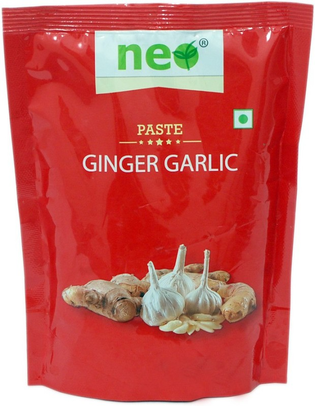 Neo Ginger Garlic Paste(200 g Pack of 4)