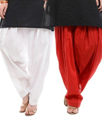 Christy World Cotton Solid Patiala