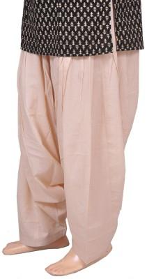 Saashiwear Cotton Solid Patiala