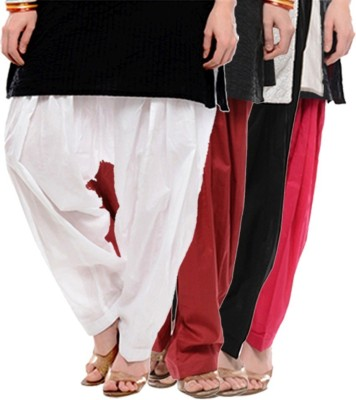 Christy World Cotton Solid Salwar