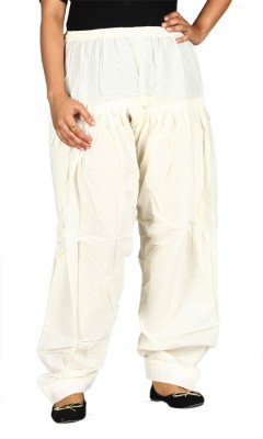 HS Fashion Cotton Solid Patiala