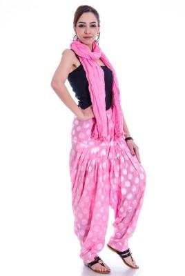 Rangsthali Cotton Self Design Patiala