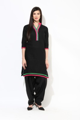 Try Deals Cotton Solid Patiala