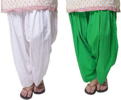 Magrace Cotton Solid Patiala