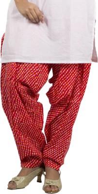 Rama Cambric Striped Patiala