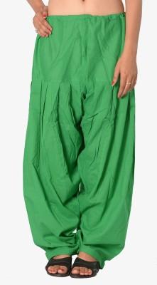 Pms Fashions Cotton Solid Patiala
