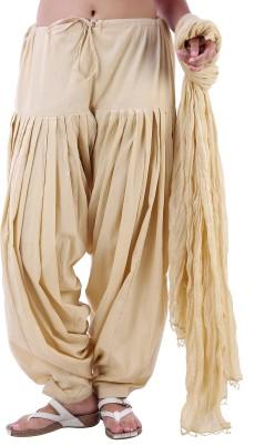 Piya Bawari Cotton Solid Patiala