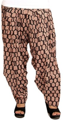 Krishnam Cotton Printed Patiala at flipkart