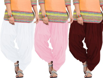 BrandTrendz Cotton Solid Patiala