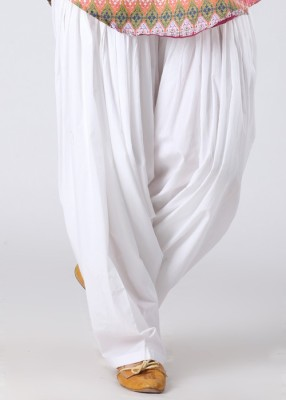 Ananyah Cotton Solid Patiala