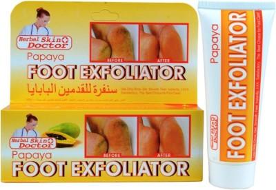 Herbal Skin Doctor PAPAYA FOOT EXFOLIATOR(50 ml, Set of 1)